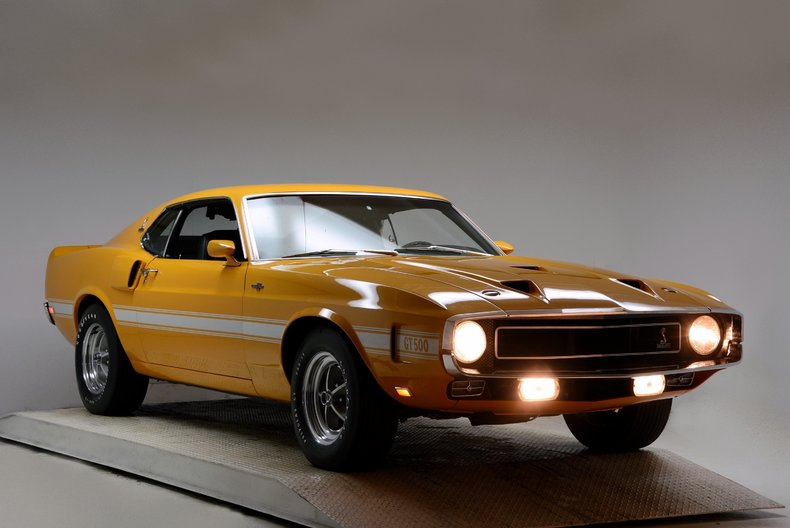 1969 Shelby GT500 Image 63