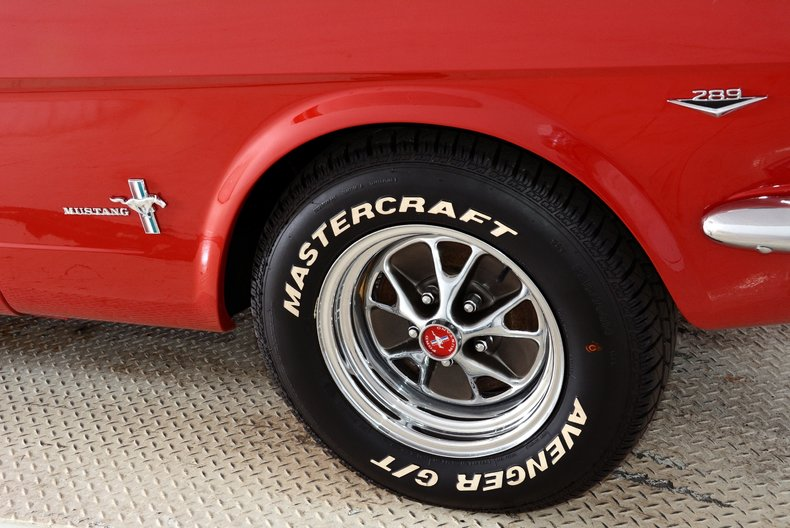 1965 Ford Mustang Image 19