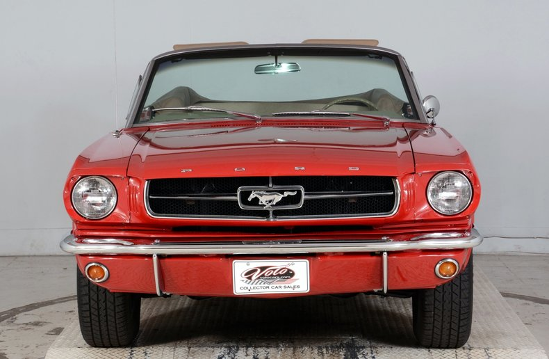 1965 Ford Mustang Image 49