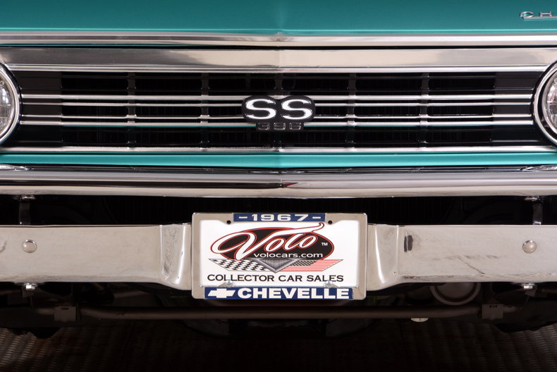1967 Chevrolet Chevelle Image 26