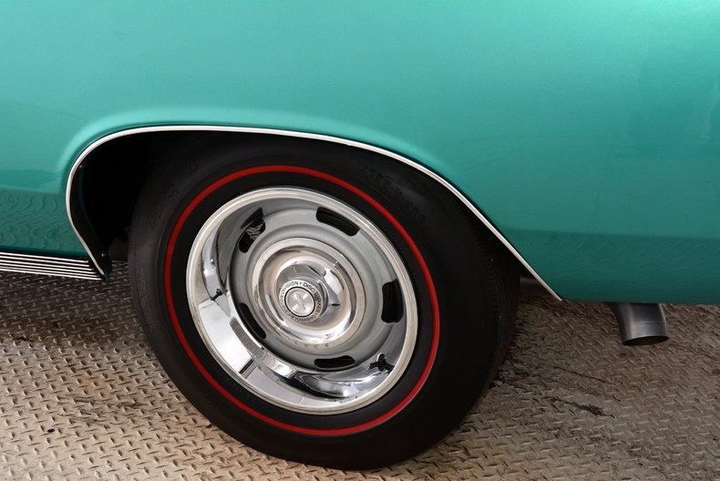 1967 Chevrolet Chevelle Image 29