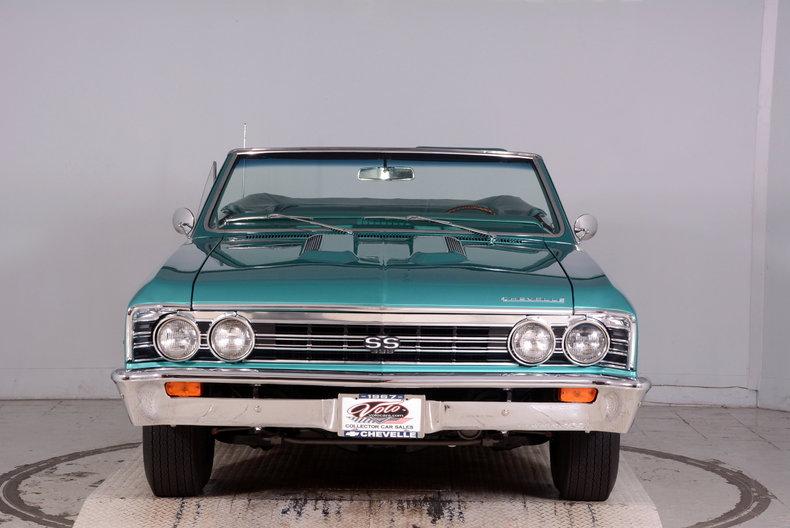 1967 Chevrolet Chevelle Image 36