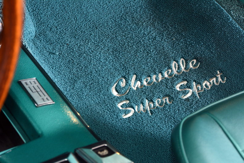 1967 Chevrolet Chevelle Image 58