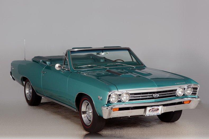 1967 Chevrolet Chevelle Image 77