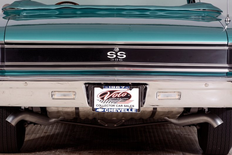 1967 Chevrolet Chevelle Image 78