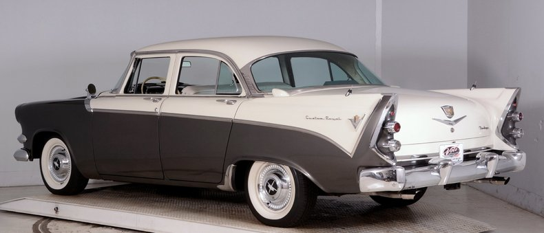 1956 Dodge Custom Royal Image 30