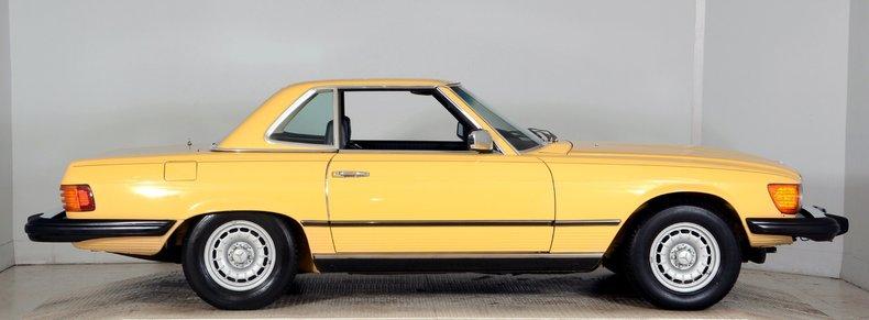 1977 Mercedes-Benz 450SL Image 3