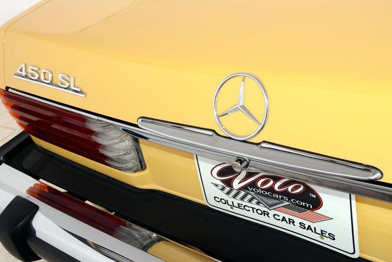 1977 Mercedes-Benz 450SL Image 5