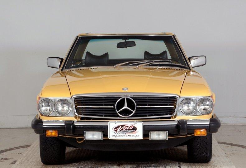 1977 Mercedes-Benz 450SL Image 7