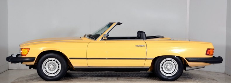 1977 Mercedes-Benz 450SL Image 19