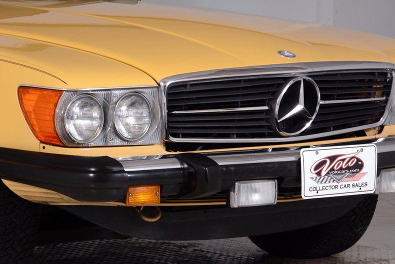 1977 Mercedes-Benz 450SL Image 23