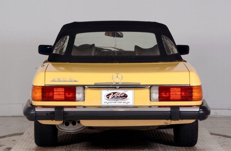 1977 Mercedes-Benz 450SL Image 27