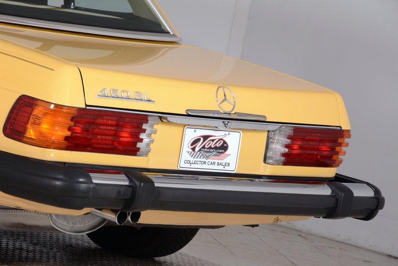 1977 Mercedes-Benz 450SL Image 29