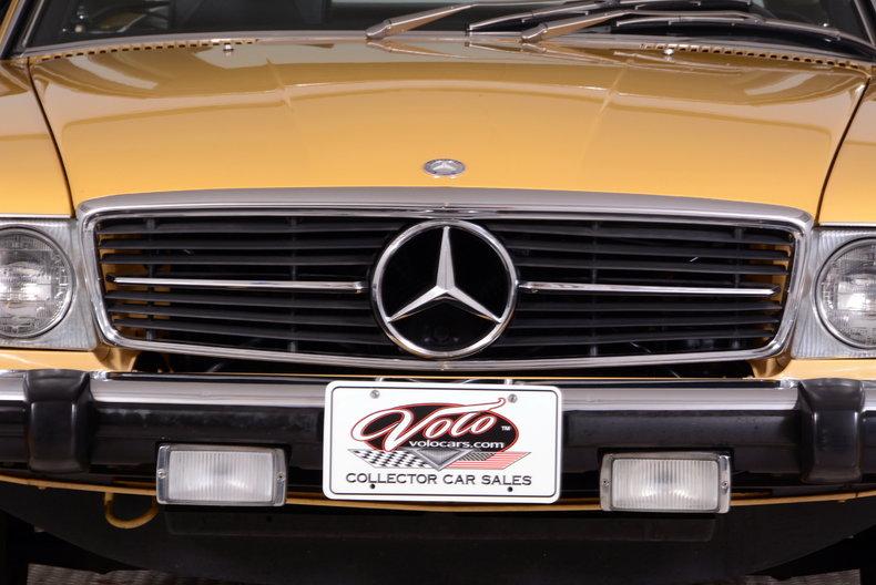 1977 Mercedes-Benz 450SL Image 31