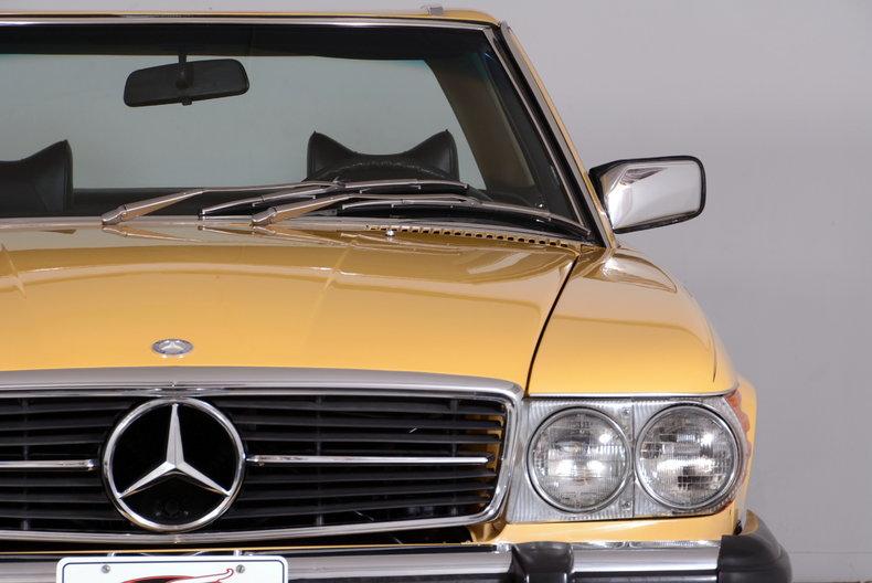 1977 Mercedes-Benz 450SL Image 32