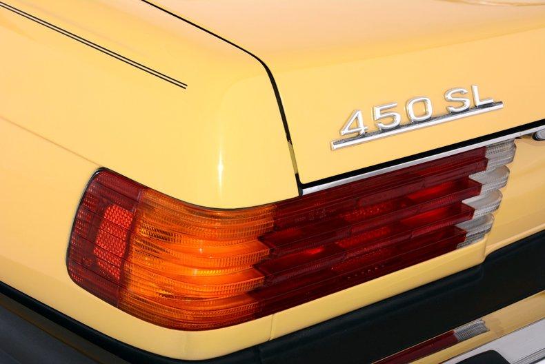 1977 Mercedes-Benz 450SL Image 34
