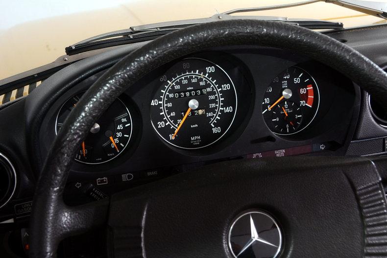 1977 Mercedes-Benz 450SL Image 40