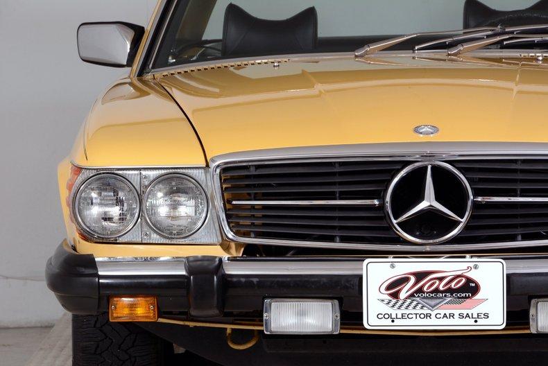 1977 Mercedes-Benz 450SL Image 41