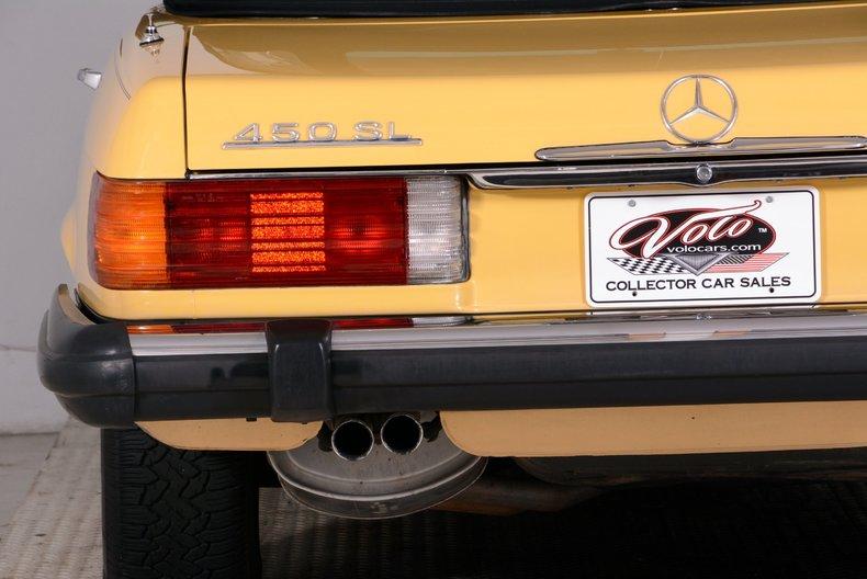 1977 Mercedes-Benz 450SL Image 43
