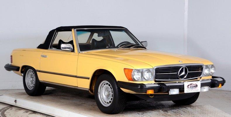 1977 Mercedes-Benz 450SL Image 47