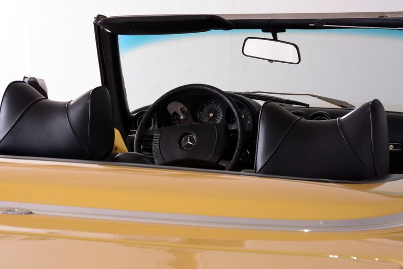 1977 Mercedes-Benz 450SL Image 56