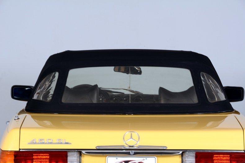 1977 Mercedes-Benz 450SL Image 61
