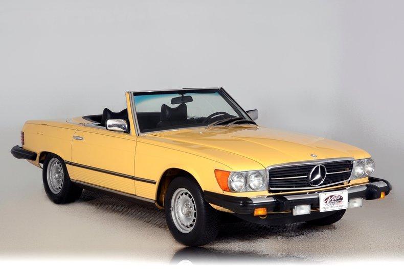 1977 Mercedes-Benz 450SL Image 64