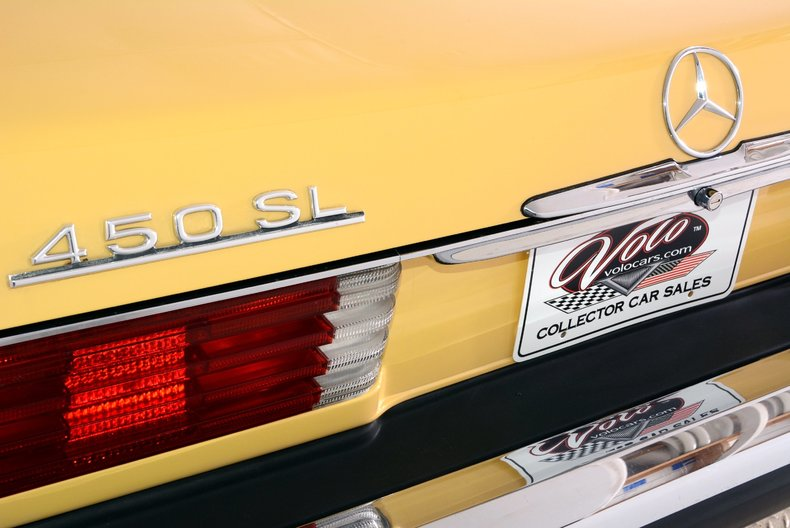 1977 Mercedes-Benz 450SL Image 65