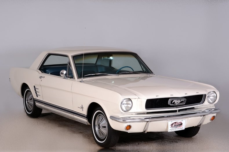 1966 Ford Mustang Image 59