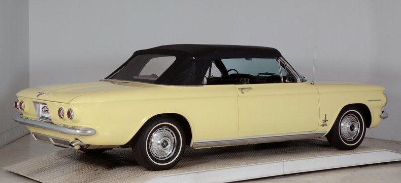 1962 Chevrolet Corvair Image 3
