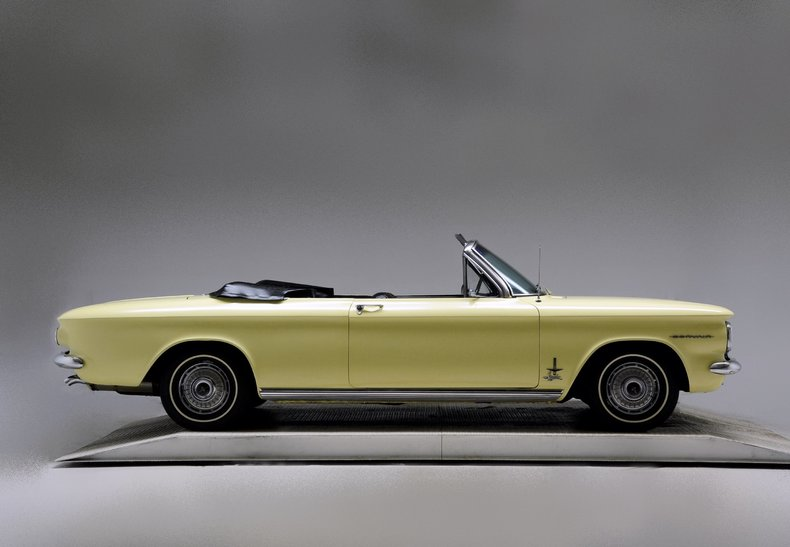 1962 Chevrolet Corvair Image 5