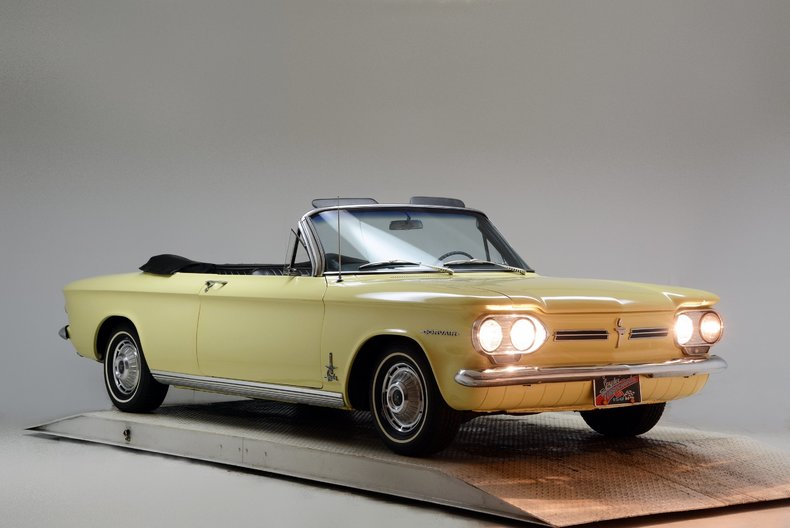 1962 Chevrolet Corvair Image 17
