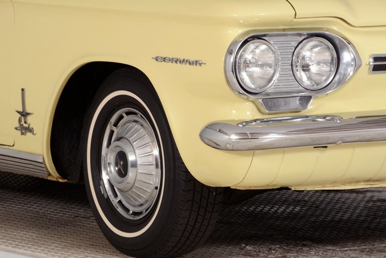 1962 Chevrolet Corvair Image 19