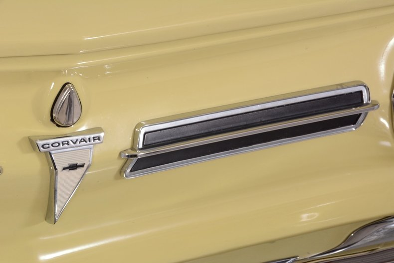 1962 Chevrolet Corvair Image 22