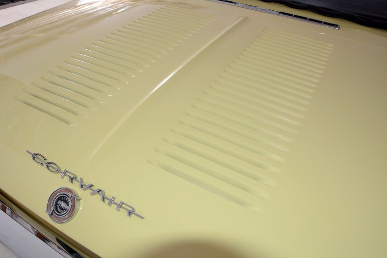 1962 Chevrolet Corvair Image 34