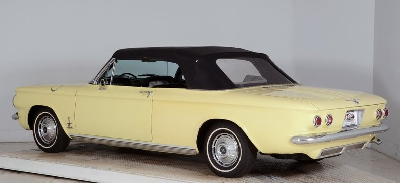 1962 Chevrolet Corvair Image 35