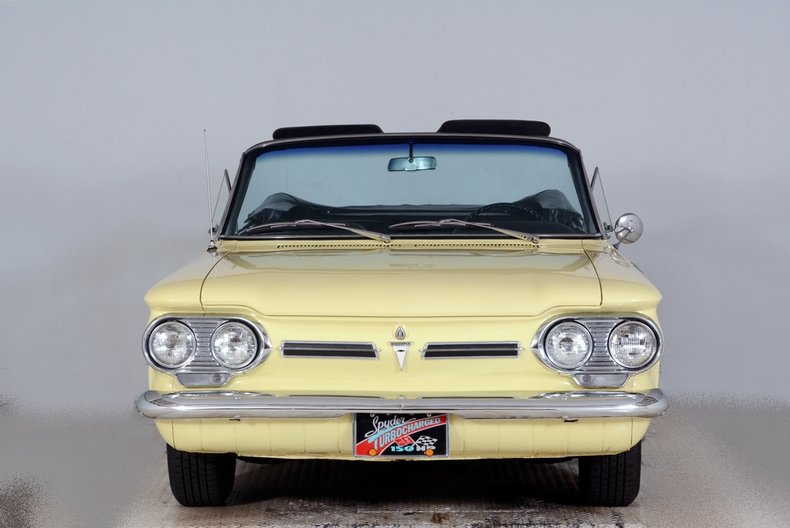 1962 Chevrolet Corvair Image 47