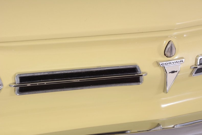 1962 Chevrolet Corvair Image 48