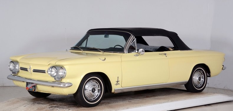 1962 Chevrolet Corvair Image 55
