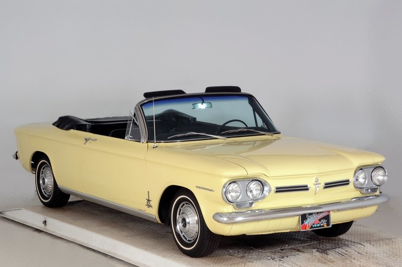 1962 Chevrolet Corvair Image 58