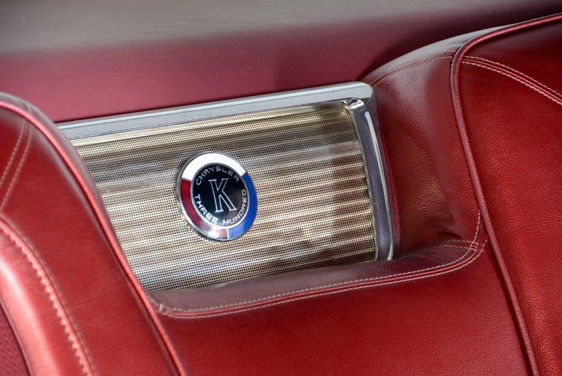 1964 Chrysler 300 Image 16