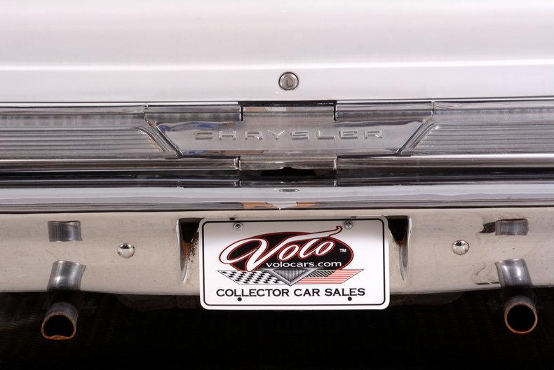 1964 Chrysler 300 Image 17