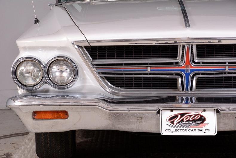 1964 Chrysler 300 Image 36