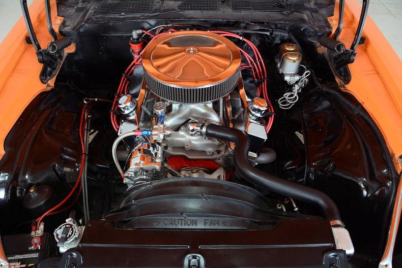 1972 Chevrolet Camaro Image 4