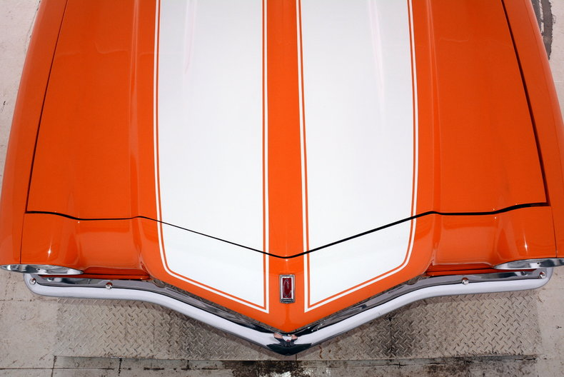 1972 Chevrolet Camaro Image 7