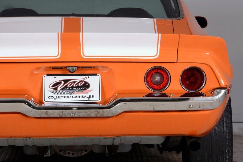 1972 Chevrolet Camaro Image 11