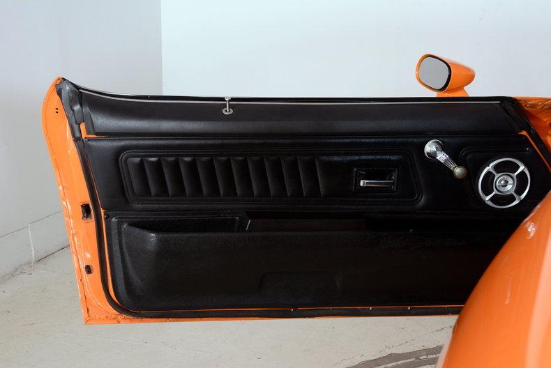 1972 Chevrolet Camaro Image 22