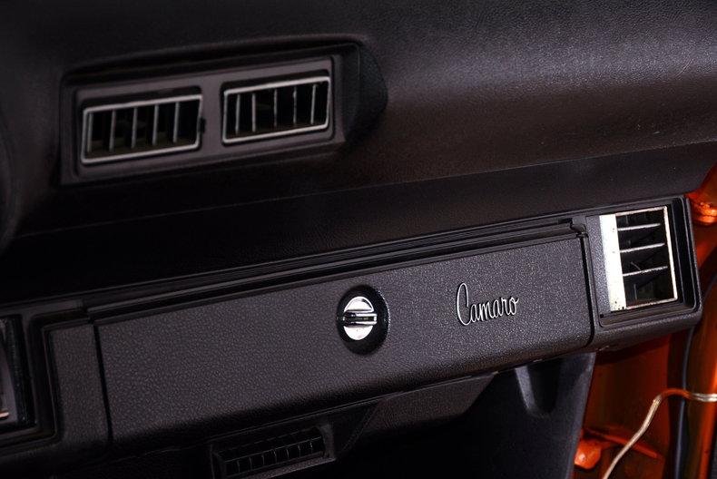1972 Chevrolet Camaro Image 34