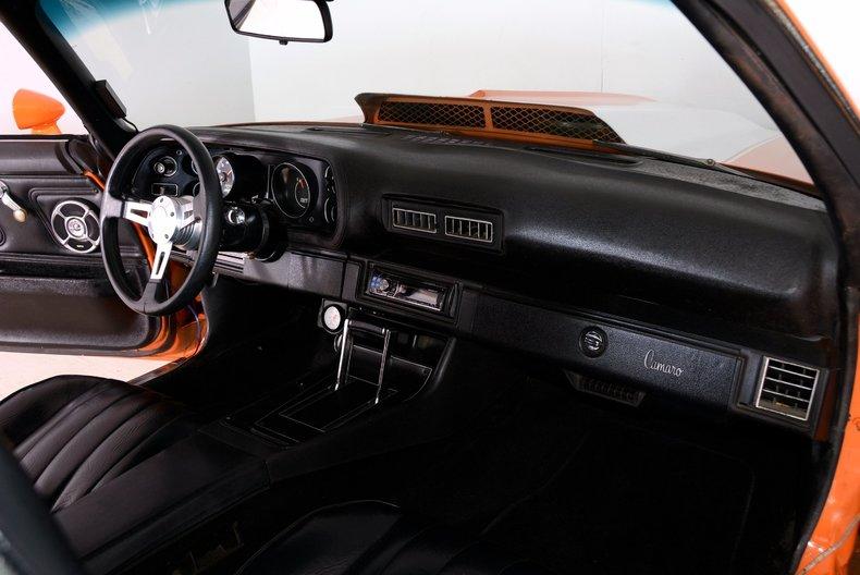 1972 Chevrolet Camaro Image 36