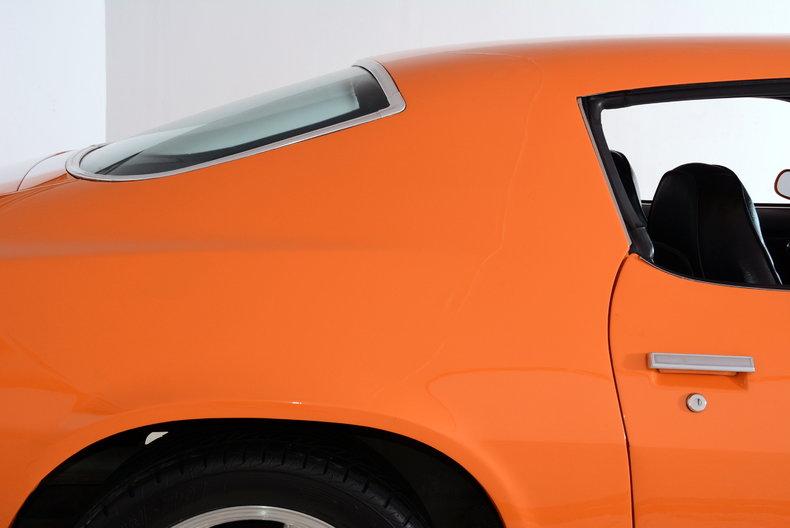 1972 Chevrolet Camaro Image 39